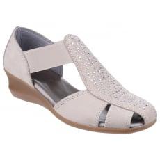 The Flexx Strass T Nubuck Corda Sandals