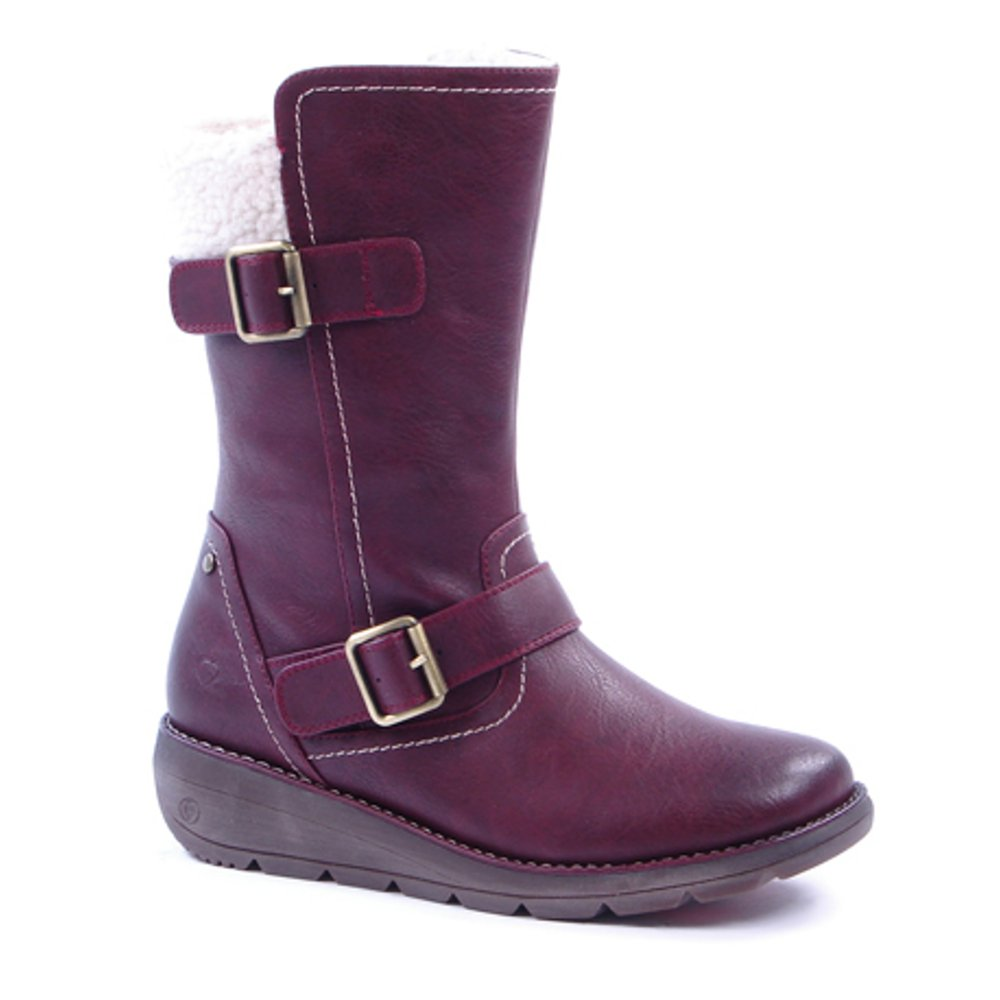 heavenly pacific s wine boots free delivery