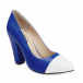Beaulieu Royal Blue Shoes#1