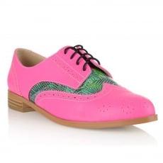 Yull Brighton Pink Multi Shoes