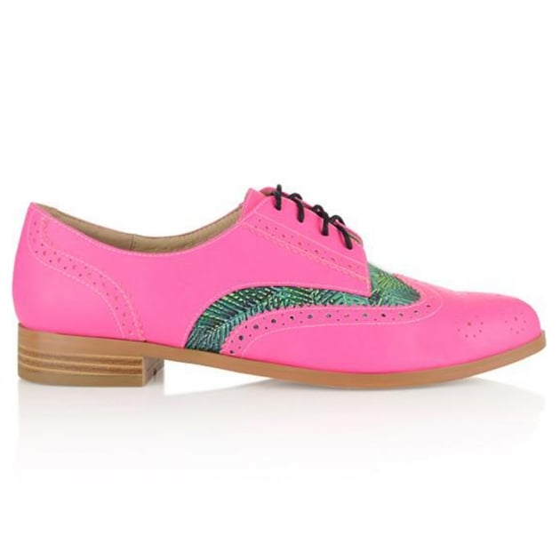 Brighton Pink Multi Shoes