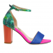 Yull Harrogate Tropical Sky Pink/Blue/Coral/Green Shoes#2
