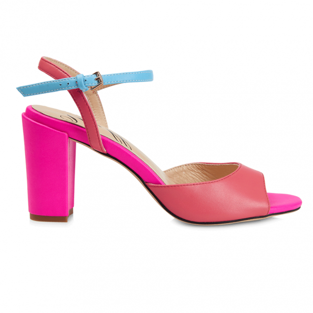 Margate Pink Sandals