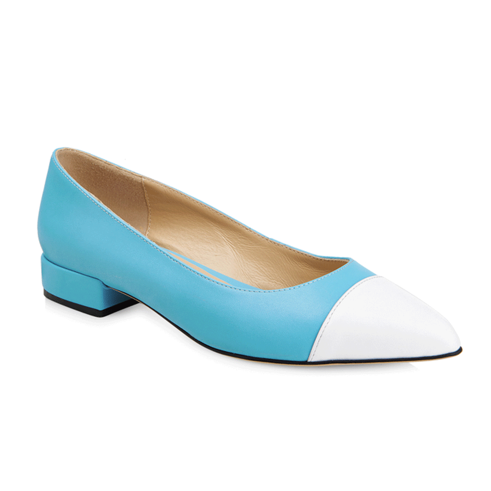yull pimlico womens baby blue shoes free returns at