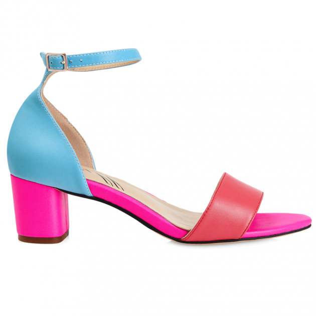 Scarborough Pink/Blue Sandals
