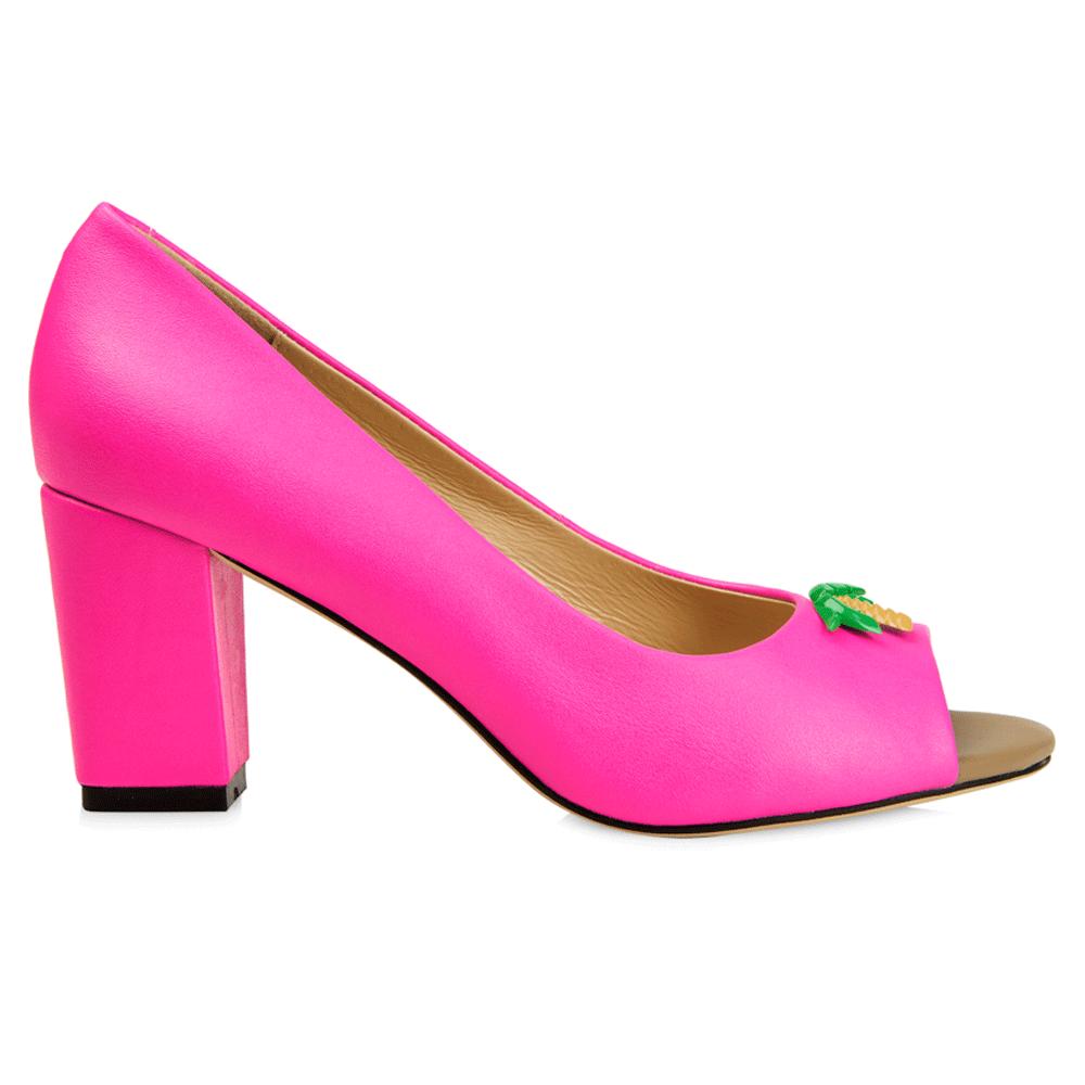 Yull Westbourne Womens Fuschia Shoes