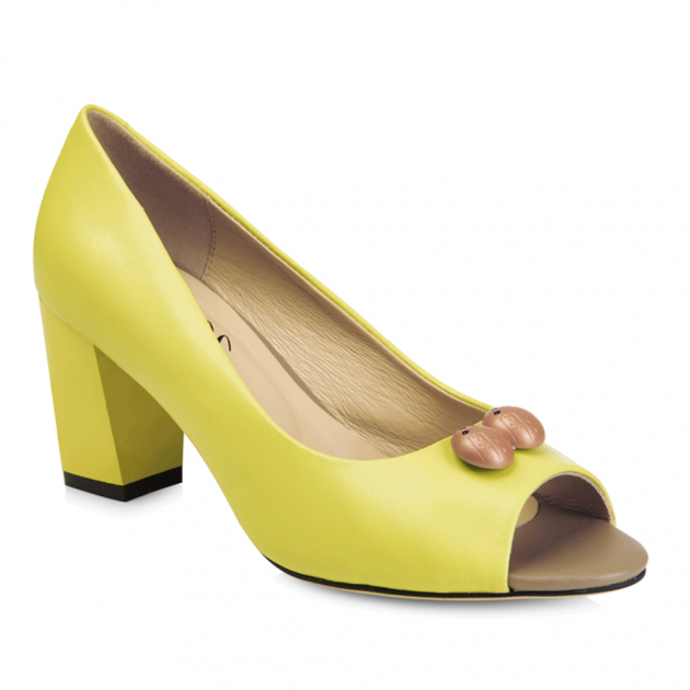 Yull Westbourne Lemon Shoes