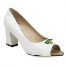 Yull Westbourne White Shoes